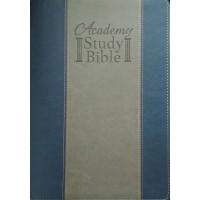 Academy Study Bible (Sapphire)