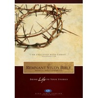 Remnant Study Bible KJV Hardback