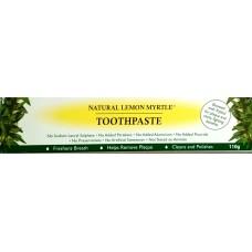 Natural Lemon Myrtle Toothpaste