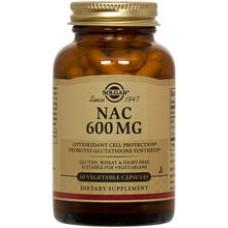 NAC (N-Acetyl Cysteine) 600 mg, 60 Veg Capsules