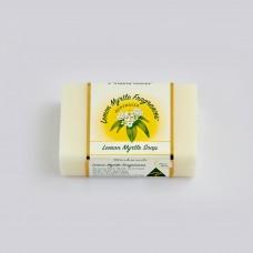 Natural Lemon Myrtle Soap - Single Plain Bars