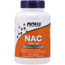 NAC (N-Acetyl-Cysteine) 1,000 Mg veg capsule