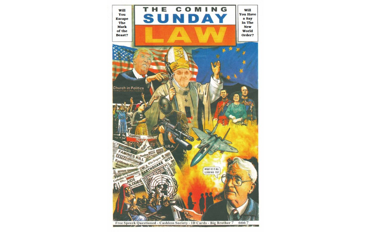 The Coming Sunday Law