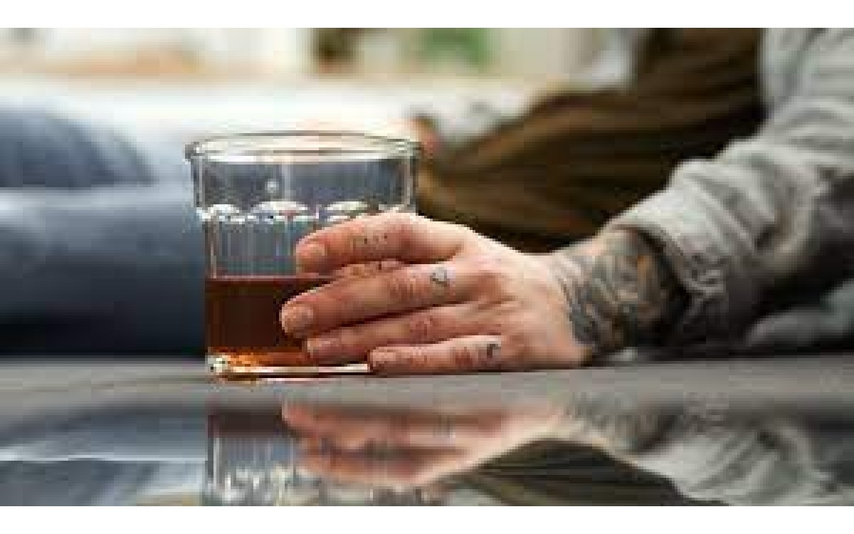 Death rates from alcohol reach new high in England and Wales